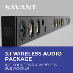 Savant 3.1 Wireless Package