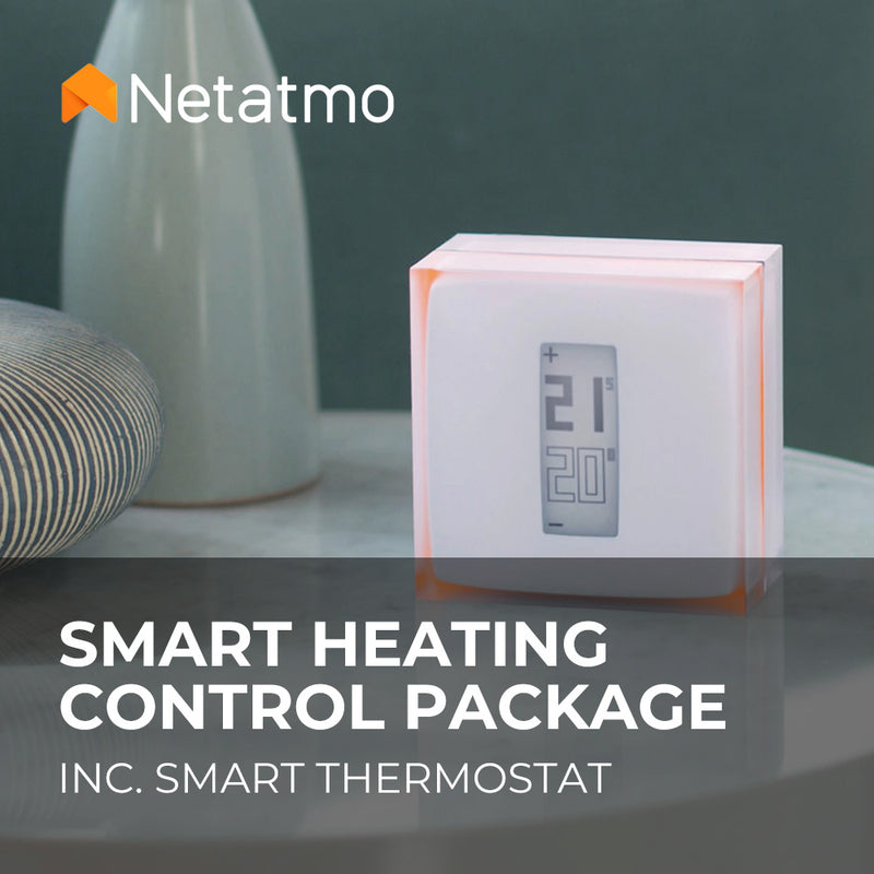 Netatmo Smart Heating Control Starter Package