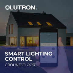 Smart Lighting Control - Ground Floor