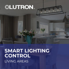 Smart Lighting Control - Living Areas