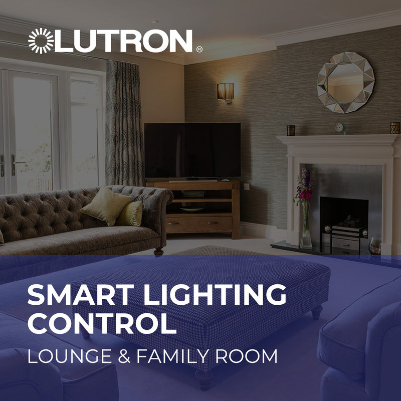 Smart Lighting Control - Lounge & Family Room