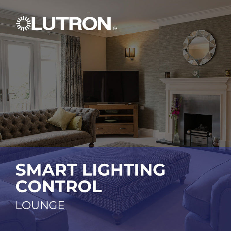 Smart Lighting Control - Lounge