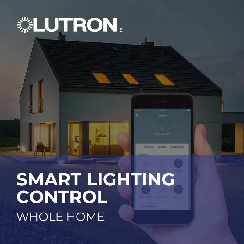 Smart Lighting Control - Whole Home