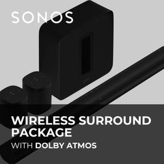 Sonos Wireless Surround Package