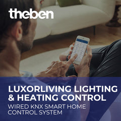 LUXORliving Lighting & Heating Control Package