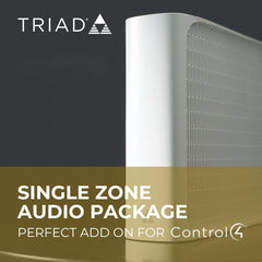 Single Zone Audio Package