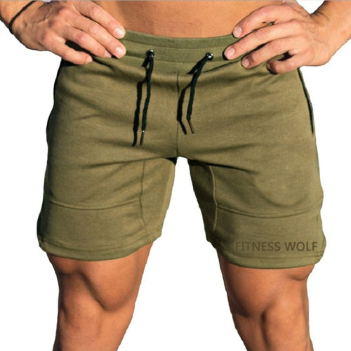 Fitness Wolf Active Short