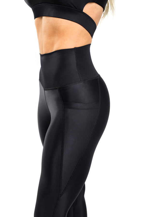 Flex Power Legging - Black
