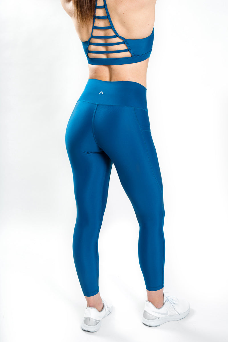 Flex Power Legging - Wave