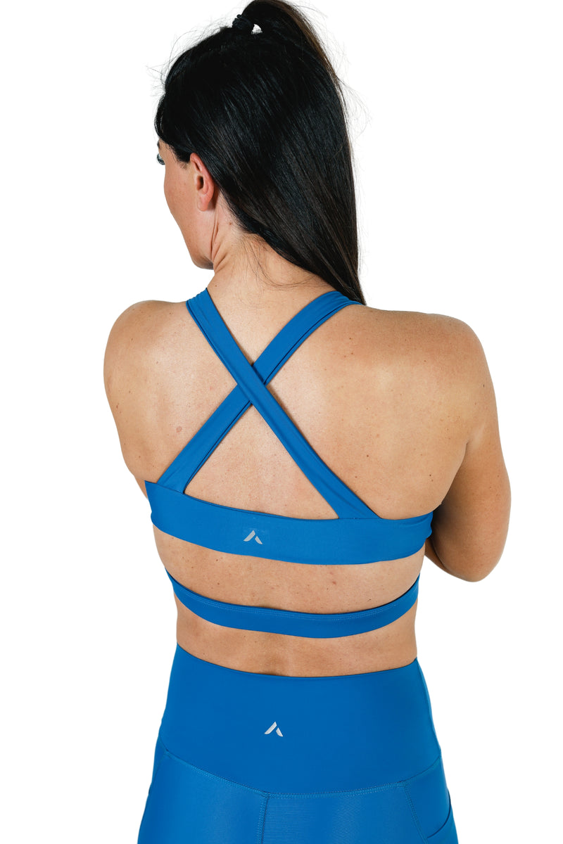 Flex X-Back Bra - Wave