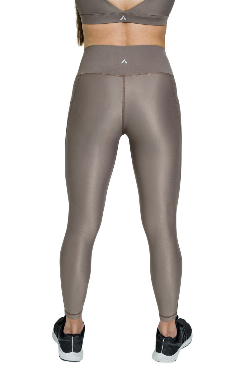 Flex Power Legging - Sand