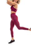 Flex Power Legging 2.0 - Merlot