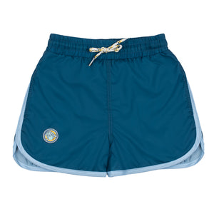 Aaron Navy - Swim Trunks