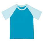 Axel Tee-shirt - Sea Blue