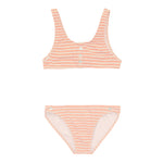 Salome Stripes Ballerina