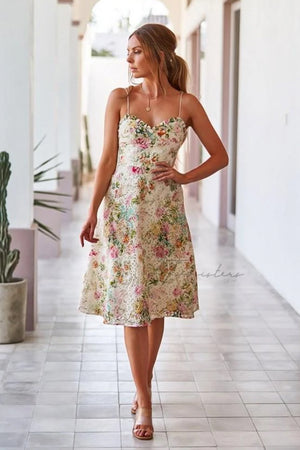 Anthea Dress by Twosisters the label - Floral