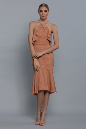 81f3702180d Lina Gown by Alamour The Label in Gold