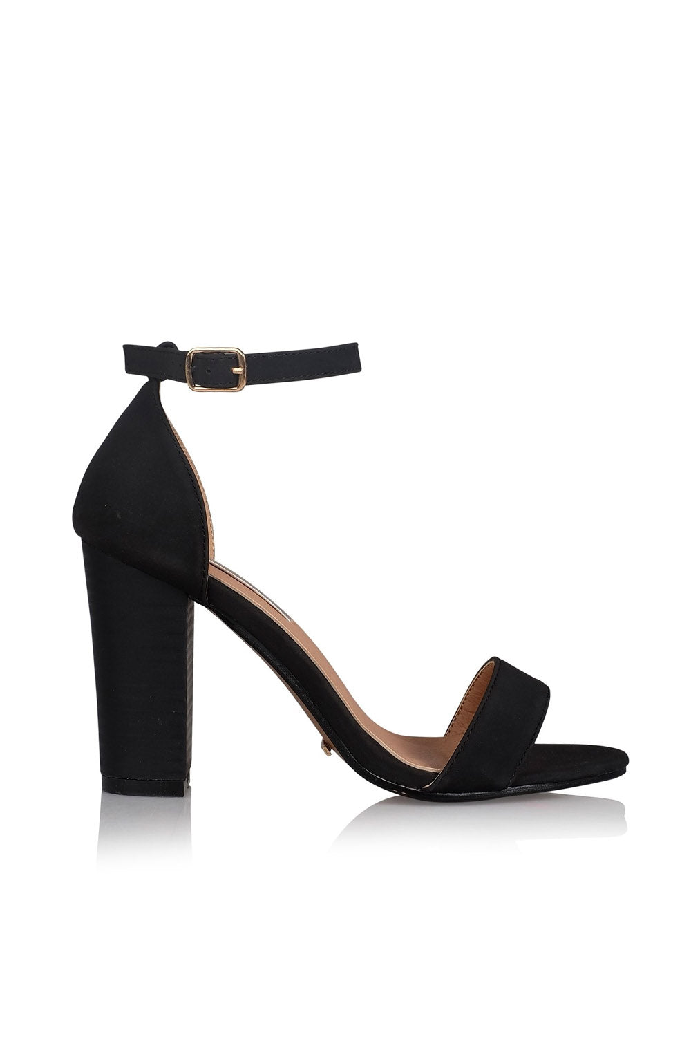 Aurella Heels by Billini in Black