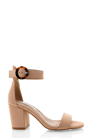 Chios Heels by Billini in Camel