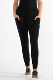 Barcelona Pant by Betty Basics - Black