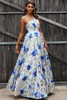 Jadore Gown JX3025 - Blue