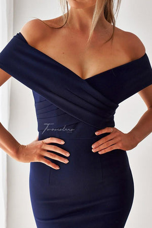 Brienne Dress by Twosisters - Navy