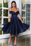 Jadore Dress in Navy JX4003 - Available in all colours