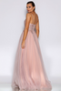 JX2100 Gown by Jadore - Dusty Pink