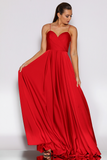 Jadore Gown JX2103 - Red