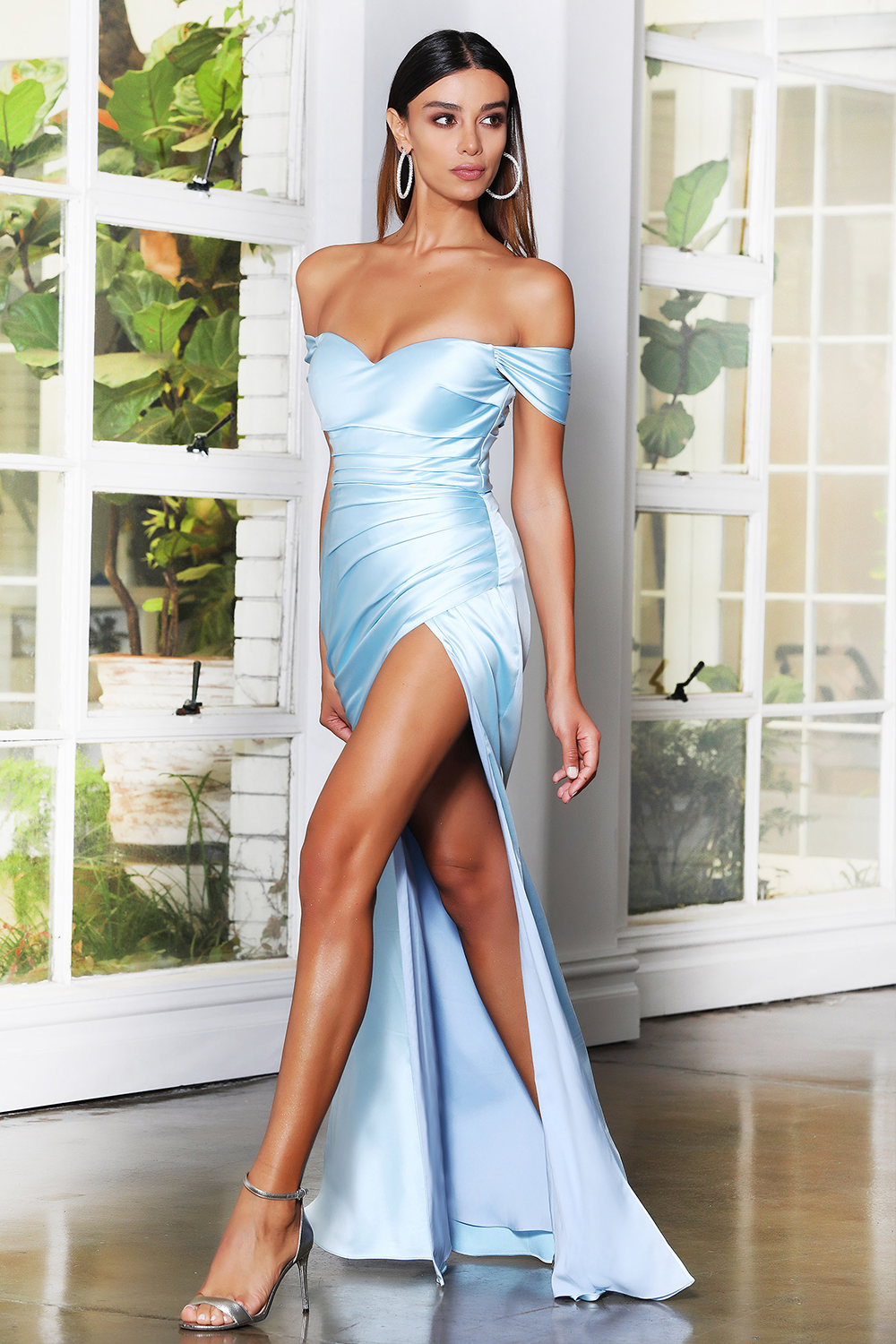 Jadore Gown JX4058 - Blue