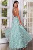 JX4064 Gown by Jadore - Sage
