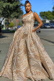 Jadore Gown JX4087 - Gold