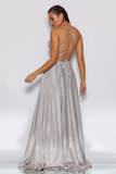 JX2106 Gown by Jadore- Musk