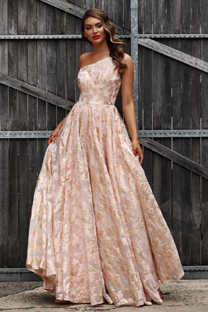 Jadore Gown JX3025 - Dusty Pink