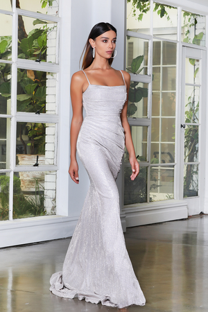 JX4010 Gown by Jadore - Musk