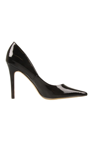 Harold Heels by Verali in Black