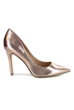 Harold Heels by Verali in Rose Gold
