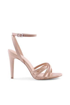 Olsen Heel in Natural by Verali