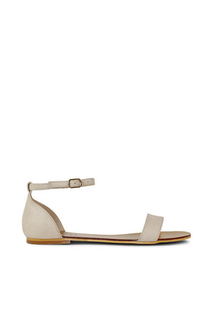 Bailey Sandal by Verali in Nude
