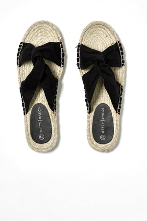 Coastal Espadrille Slide By Betty Basic