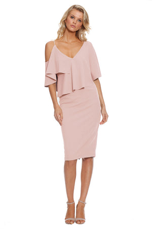 Pasduchas Felicity Midi Dress in Prima