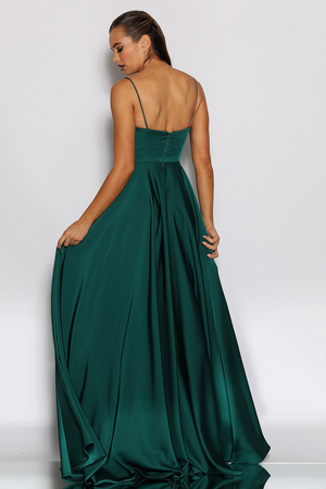 Jadore Gown JX2103 - Dark Green