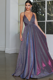 JX2106 Gown by Jadore- Navy