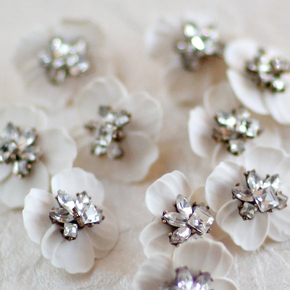 ICING | Flower earrings