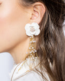 Galatea | Pearl Statement earring