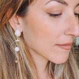 "The ""Diffuser"" earrings 