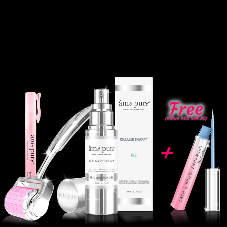 CIT Face Roller Basic + FREE LASH BOOST™