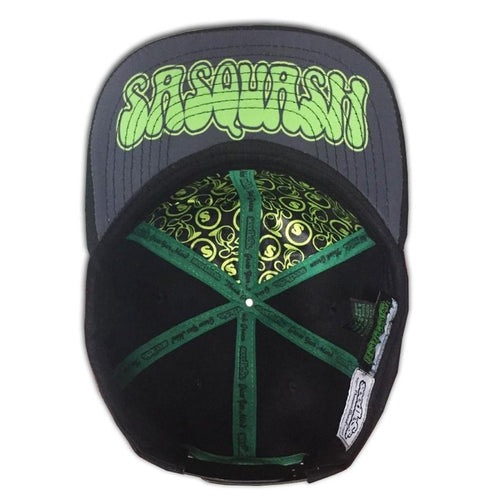 SASQUASH X SEEDLESS SNAP BACK HATS