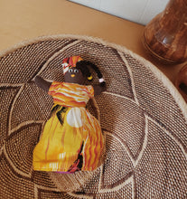 Load image into Gallery viewer, Vintage Handmade African Doll