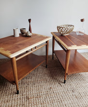 Load image into Gallery viewer, Mid Century Lane Acclaim End Tables (2)